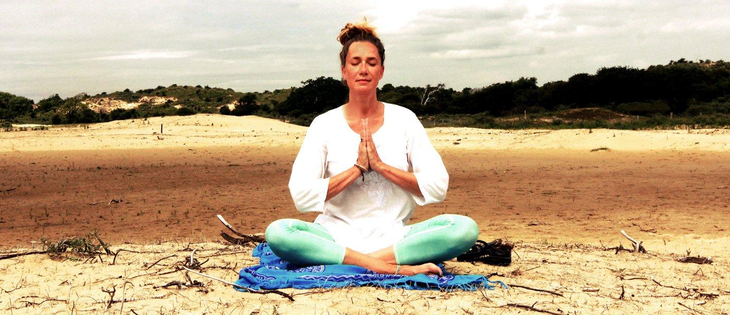 Yoga meditatie en mindfullness leven